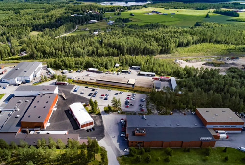 Contact us - NORDIC LIGHTS® - Herrmans Oy Ab Corporate